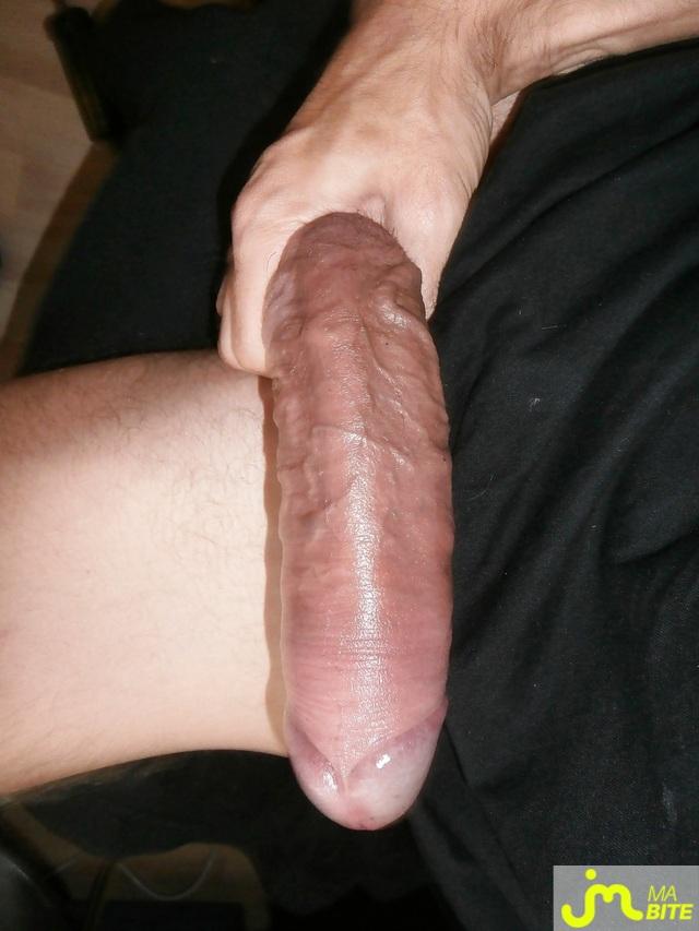 bite de 23 cm gay en cam