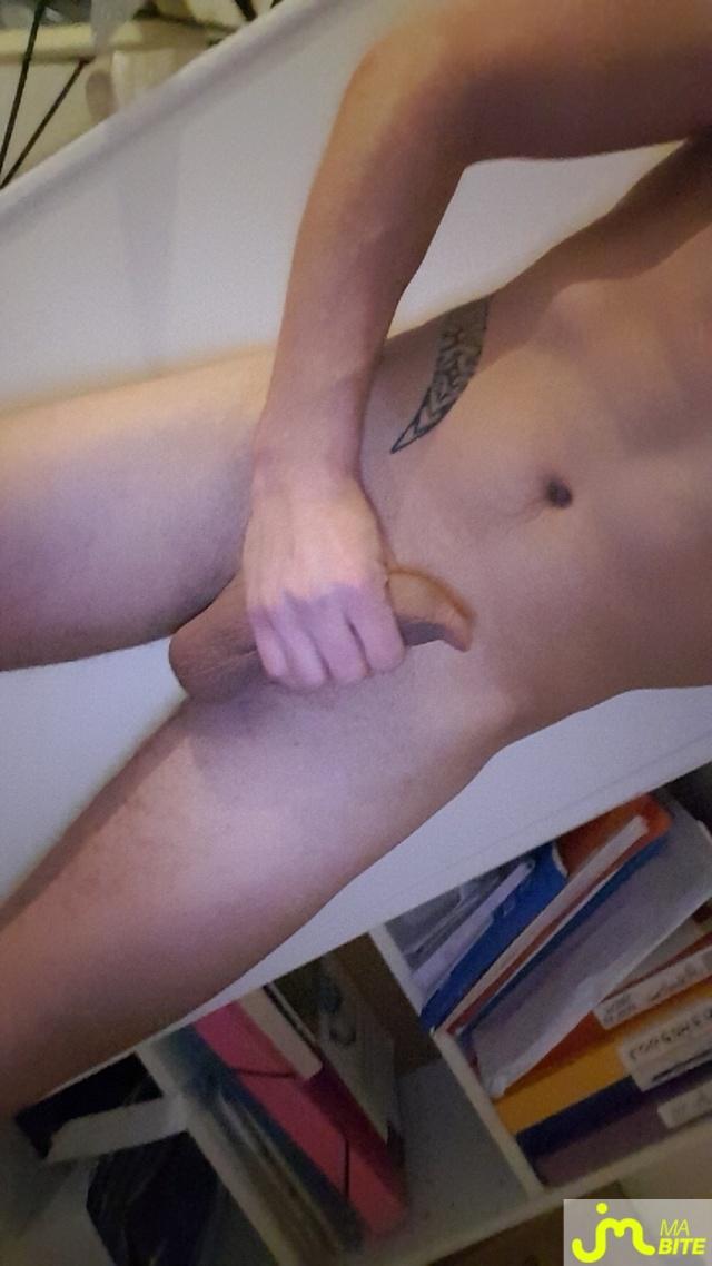 Photo de la bite de Justmy
