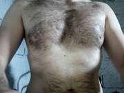 Photos du torse de Pierredu28, Mon premier essai torse